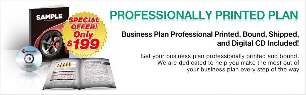 Business Plan Printing