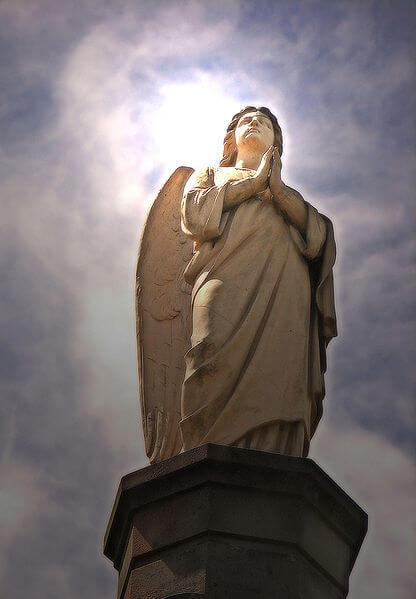 416px Angel statue