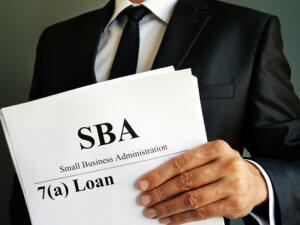 SBA loan program