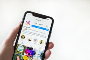 business account for instagram
