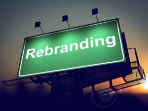 rebranding company, business rebranding