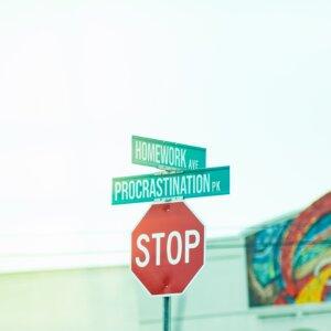 how to combat procrastination