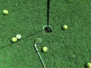 golf courses work