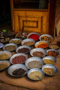 national herbs and spices day, herbs and spices, coriander spice, marjoram spice, rosemary spice, thyme spice, sage spice