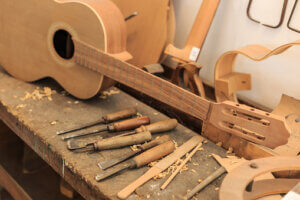 Custom Guitar Making