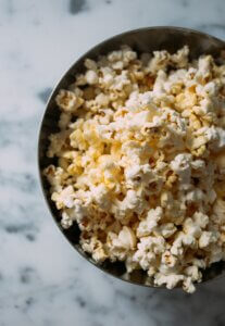 gourmet popcorn business plan