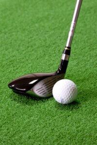 interest in golfing