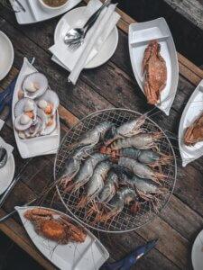 seafood business plan
