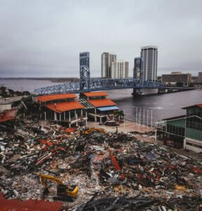Disaster preparedness industry