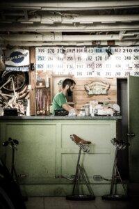 bicycle repair business plans