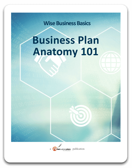Business Plan Anatomy