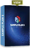 steps to writing business plan sample plan 5
