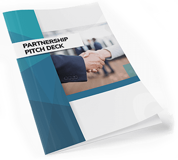 pitch deck business plan Partnership Pitch Deck