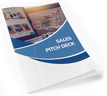 pitch deck business plan Sales Pitch Deck