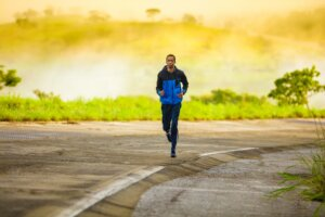 Emphasis on Fitness is the daily habits of entrepreneurs