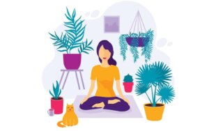 stay motivated with meditation