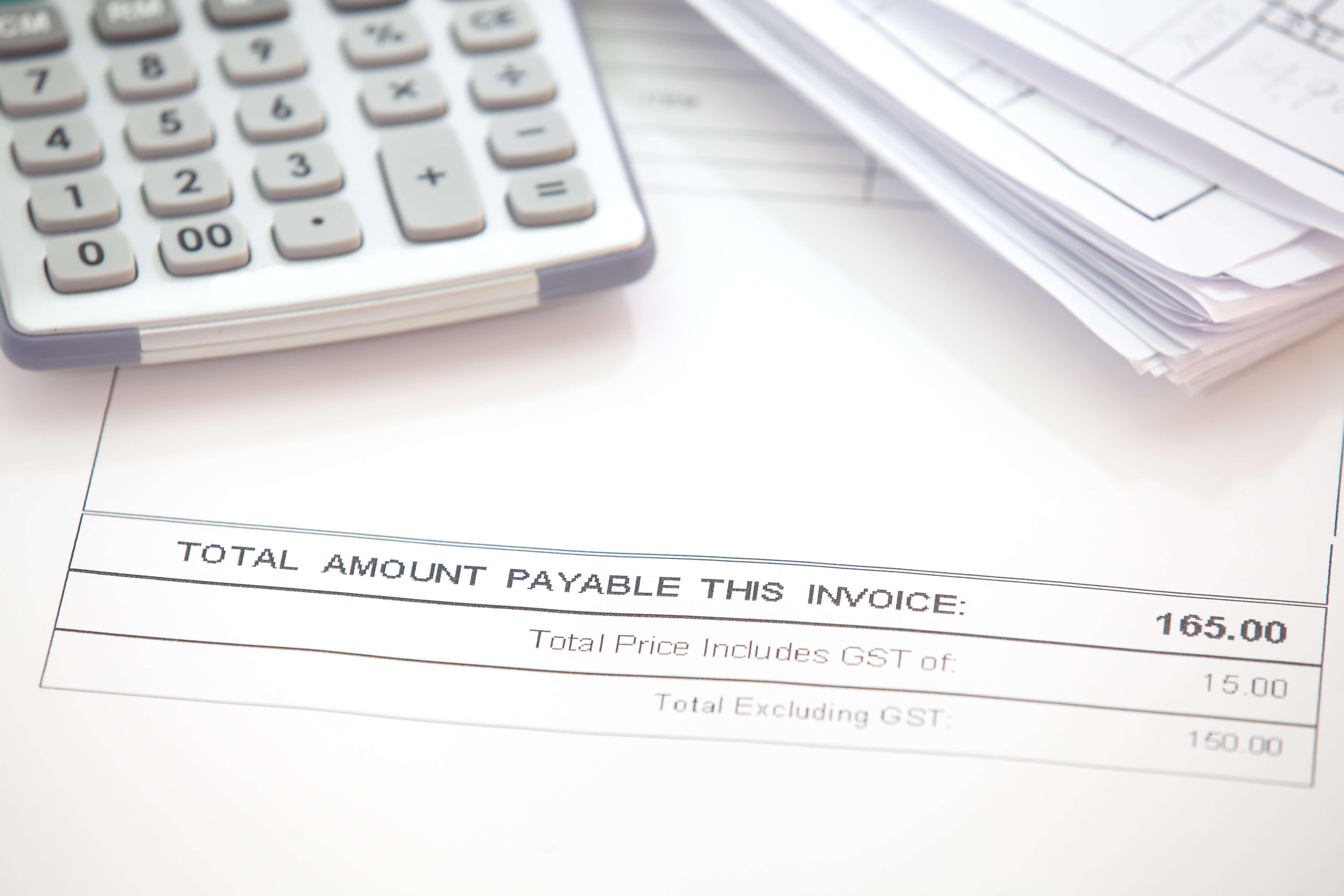 Invoicing basics