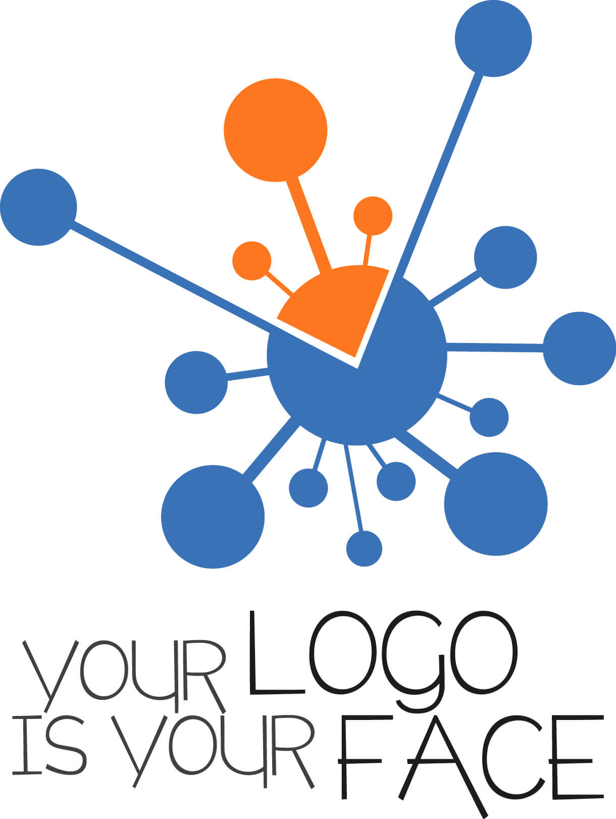 Logos are your face to the world
