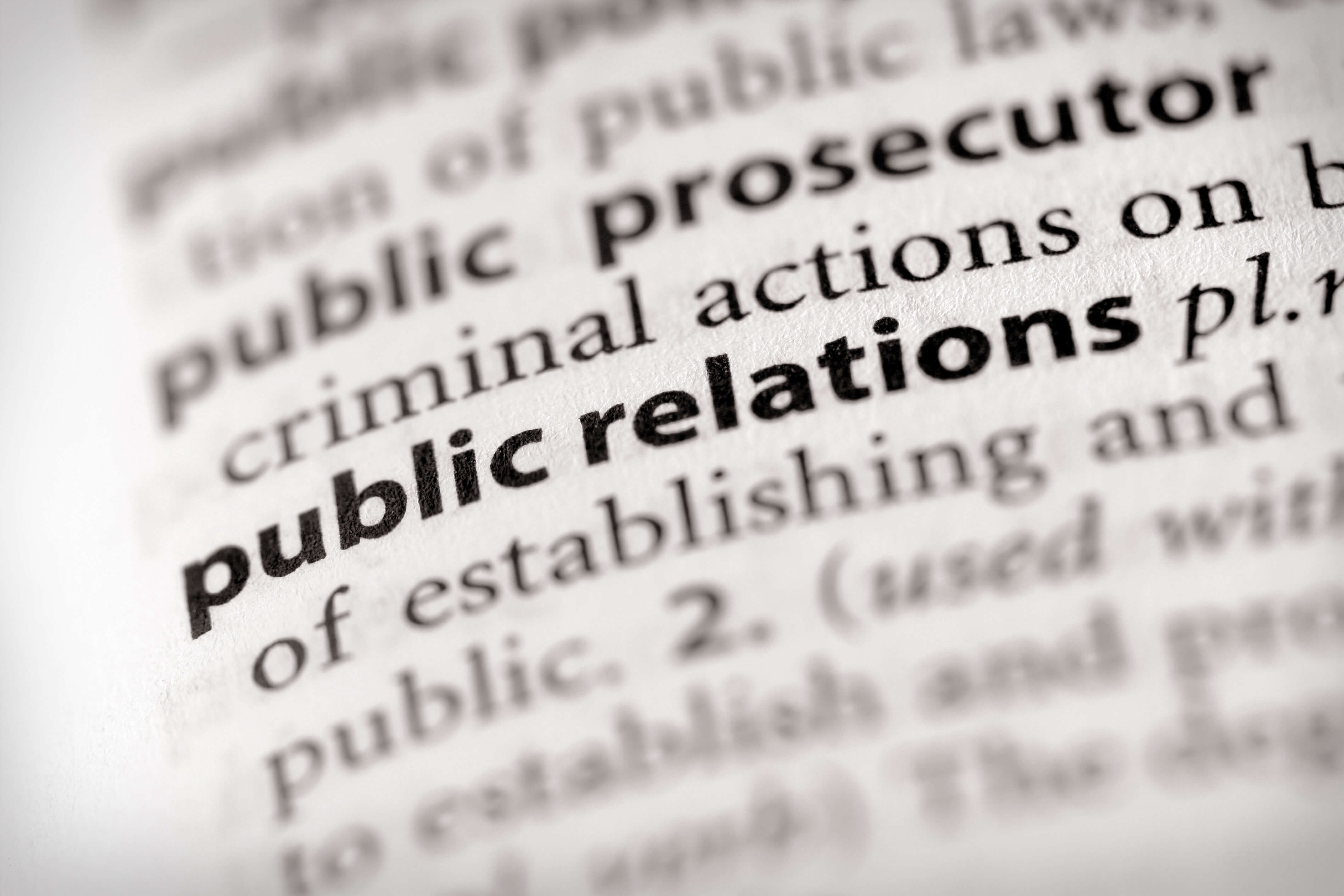 Public relations is a necessity for small business