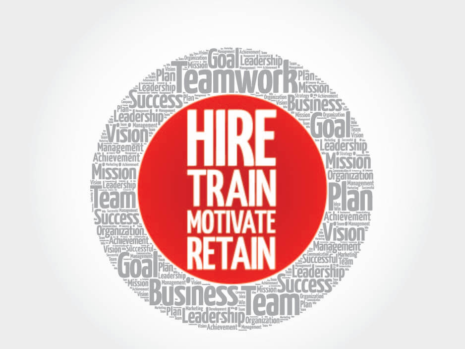 Employee retention is an important small business concern