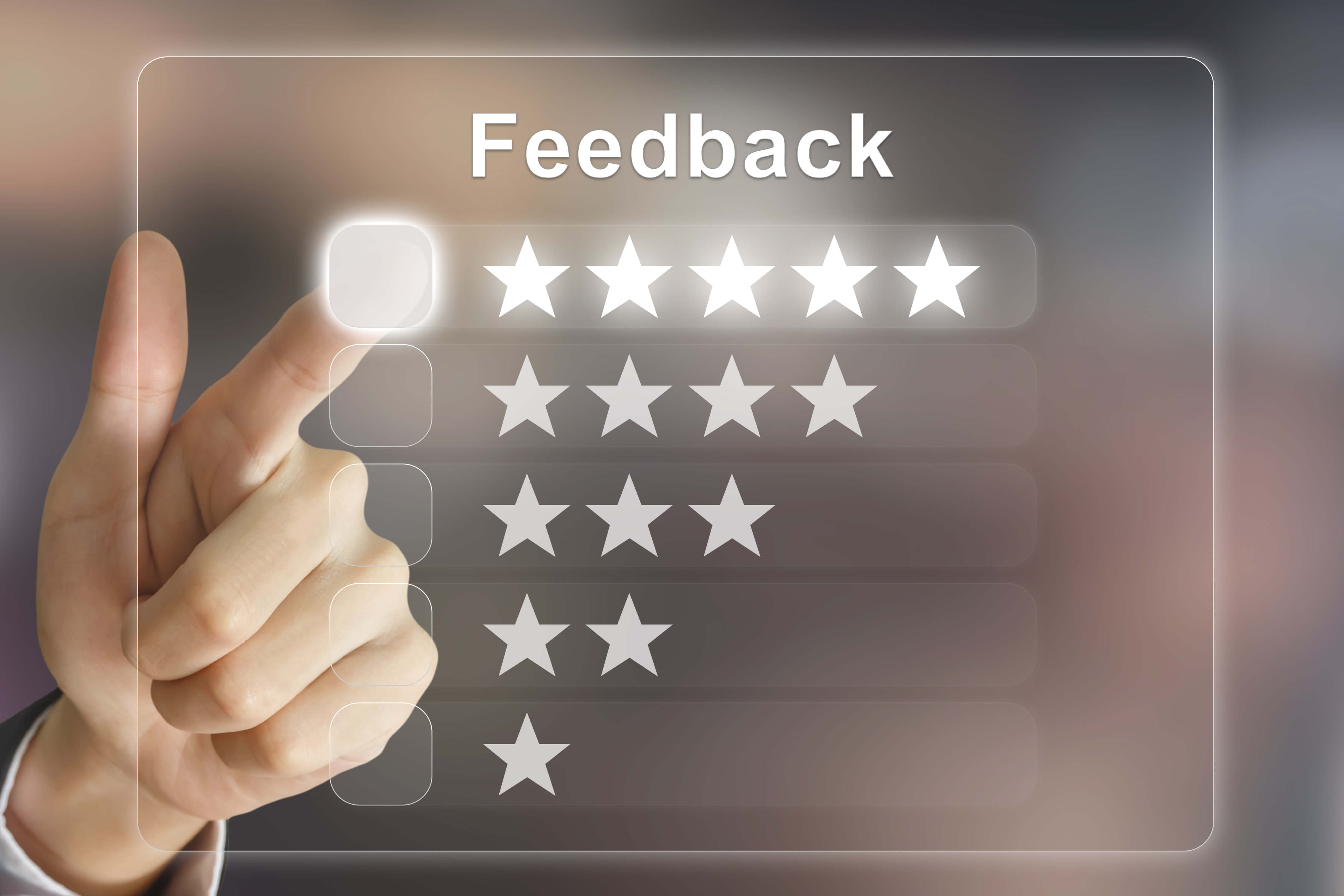 Your Online Reviews can be a Make or Break Deal