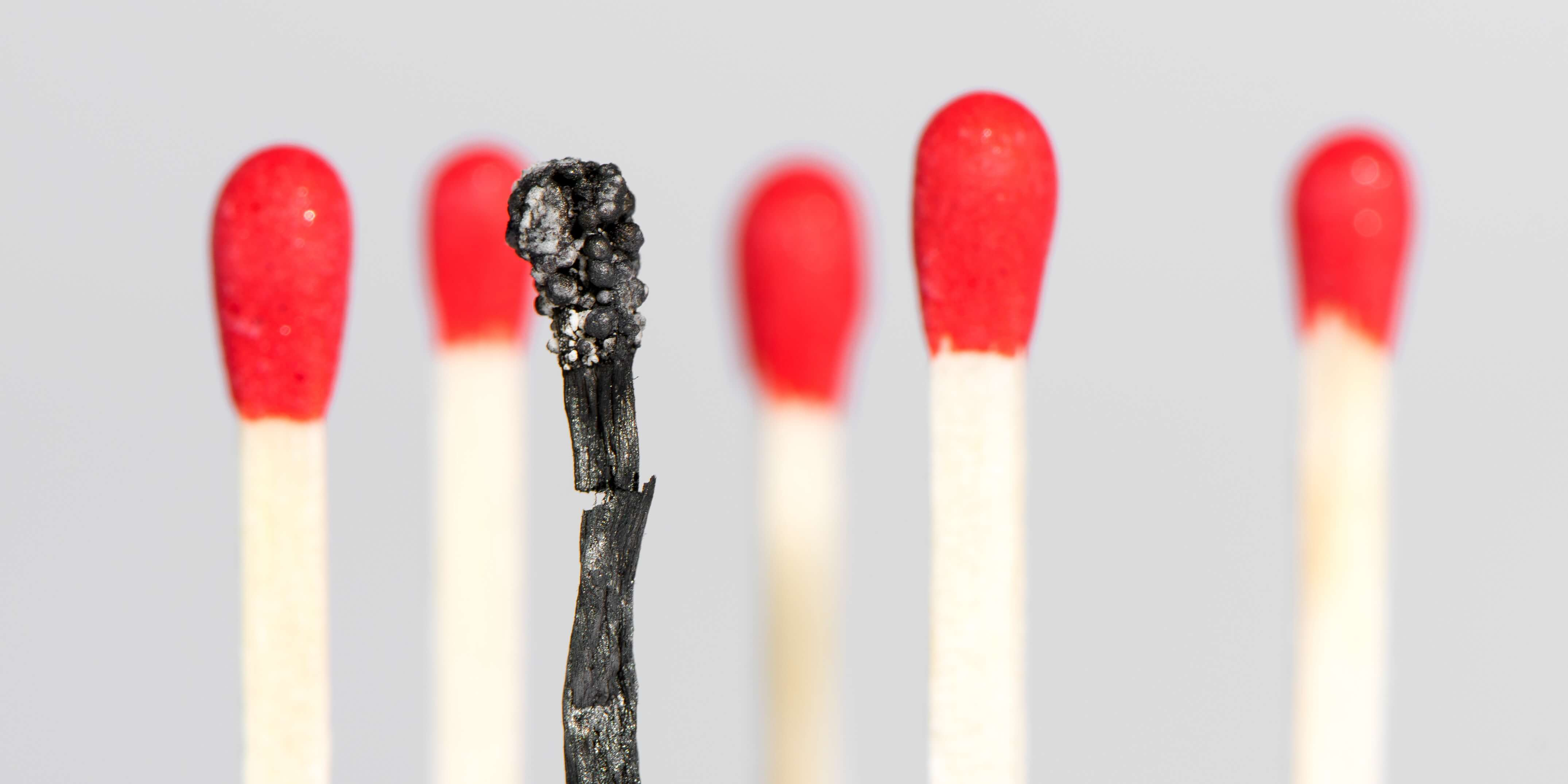 Take steps to avoid burnout before it strikes